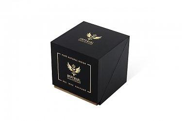 коробка-трансформер - подарочная упаковка для меда