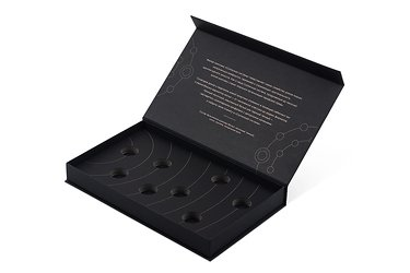 коробочка подарочная с ложементом для конфет