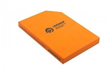 подарочная упаковка для книг с логотипом