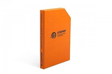 изготовление футляров для книг из переплетного картона