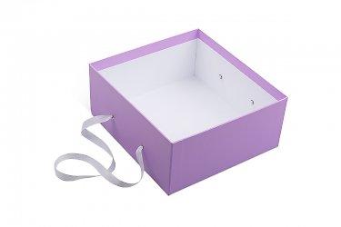 изготовление коробочек без ложемента