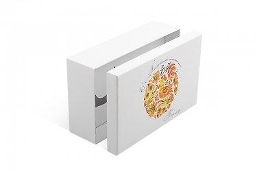 упаковка сувениров с ложементом из мгк