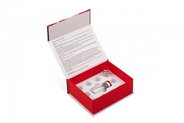 коробки с откидной крышкой для медицины