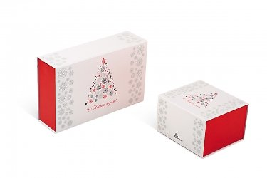 коробки подарочные на заказ - разработка дизайна и печать