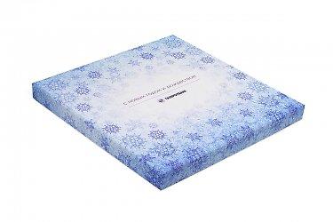упаковка сувениров - коробка крышка-дно