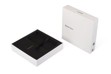 премиум упаковка - коробка с тиснением