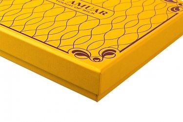 коробки для корпоративных подарков - коробка крышка-дно