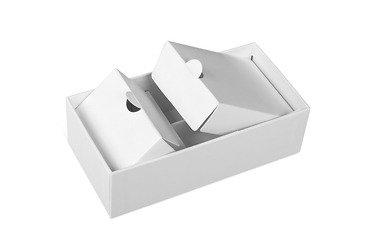 коробка с ложементом трансформером