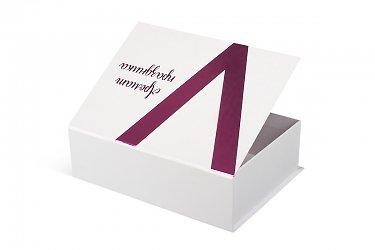 коробка подарочная большим тиражом