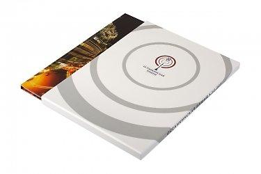 Подарочный футляр для книги - разработка дизайна