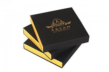 красивые коробки из дизайнерского картона премиум класса