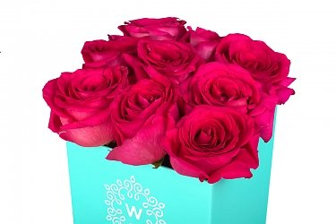 коробка подарочная для цветов