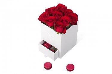 производство подарочных коробок для цветов