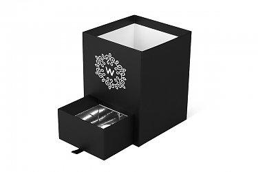 заказать подарочные коробки с выдвижным ящиком
