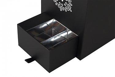 заказать подарочные коробки с выдвижным ящиком для сладкого