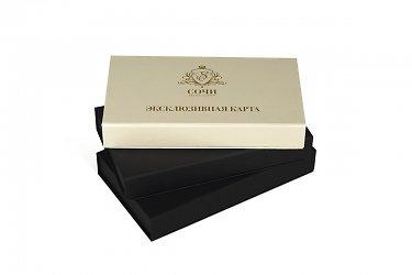 подарочные коробочки на заказ большим тиражом