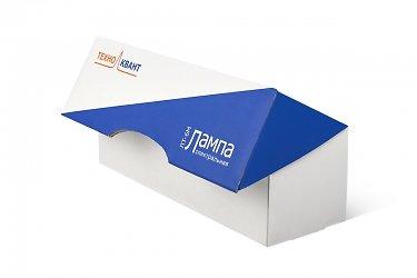 бизнес-упаковка из картона