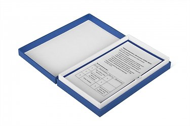 бизнес упаковка для флешки