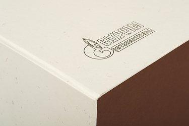 коробки для корпоративных подарков с логотипом