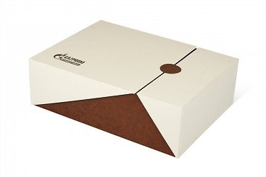 кашированные коробки для подарков