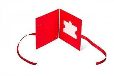 коробки из дизайнерского картона премиум класса для карты