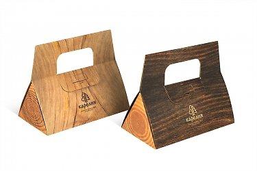 подарочная упаковка для вина на заказ