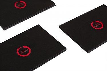 упаковка для пластиковой карты - дизайн и производство