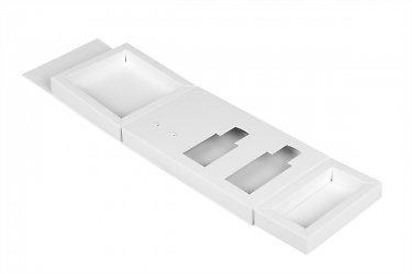 упаковка на заказ - коробка-трансформер с ложементом