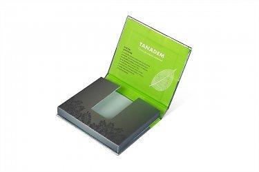 упаковка на заказ с картонным карманом