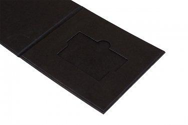 подарочная коробка для кредитной карты и листовки