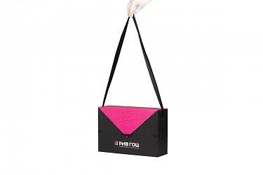 дизайнерские пакеты для парфюмерного магазина