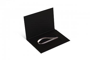 подарочные коробки с лентой для пластиковой карты