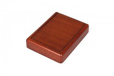 подарочная деревянная упаковка для ювелирных украшений