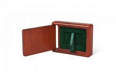 деревянная коробка для ювелирных украшений