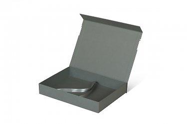 коробки на заказ с лентами для удобства извлечения