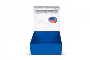 подарочные упаковки с логотипом для клиентов на новый год