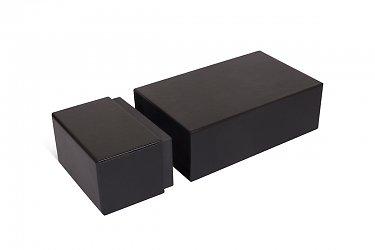 подарочная бизнес упаковка - кашированная коробка