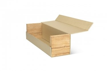 новогодня коробка для подарка