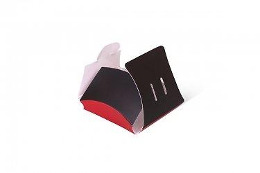 подарочная упаковка коробка самосборная