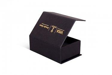ювелирная упаковка коробка-книжка