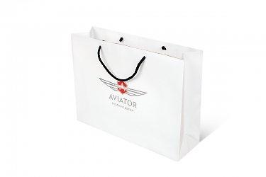 упаковка коробок - картонный пакет