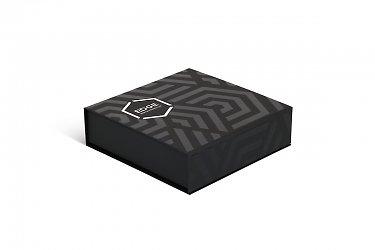 печать на коробках с тиснением
