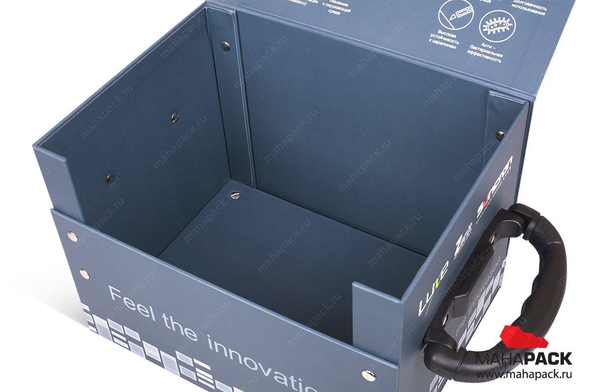 коробки под заказ производство в москве
