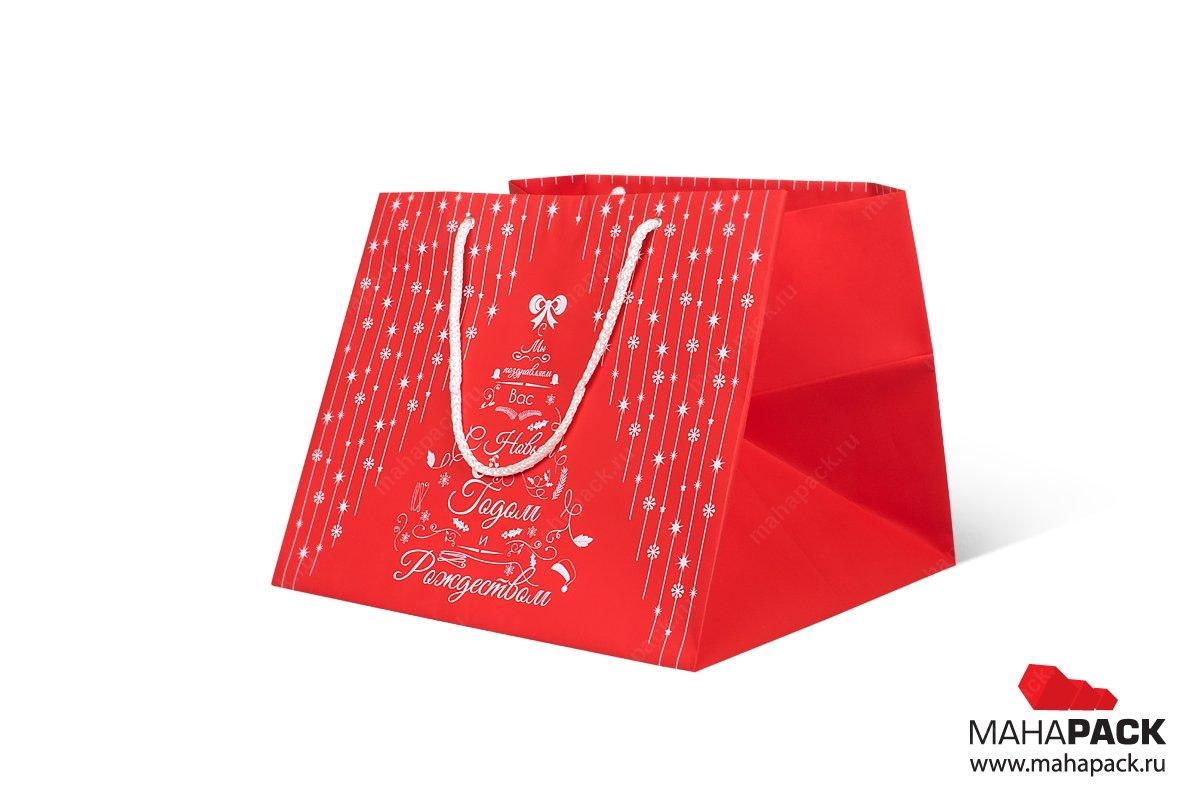 дизайнерские пакеты для корпоративных подарков