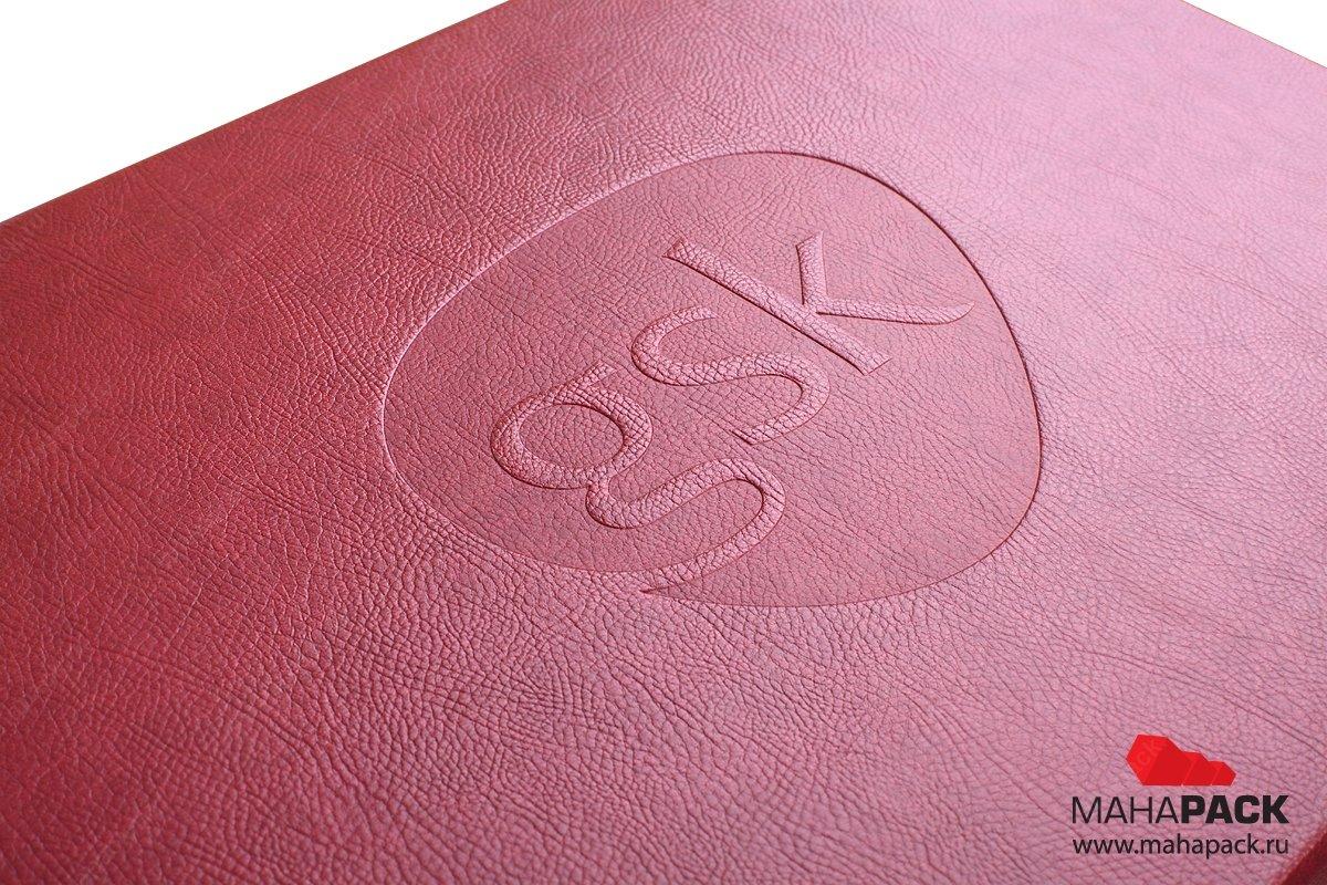 корпоративная упаковка с логотипом