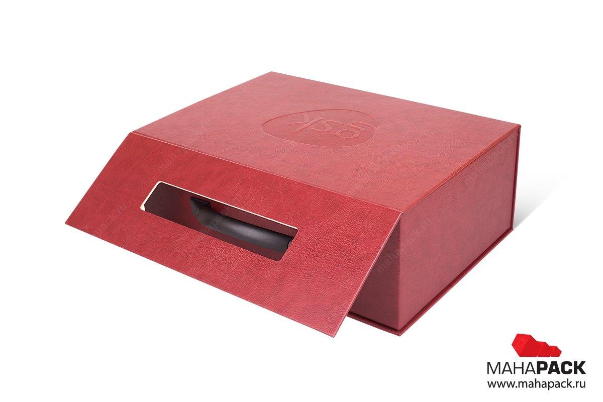 корпоративная упаковка чемодан с ручкой