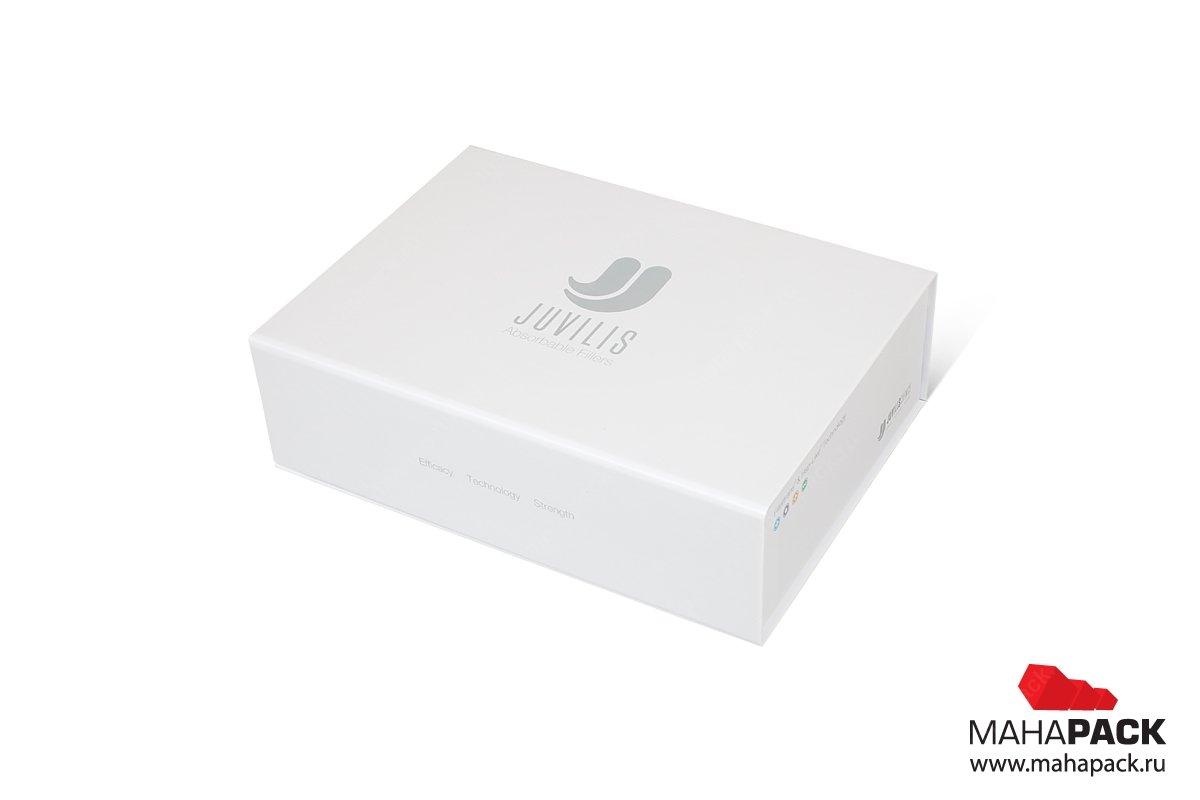 упаковка для флешки кашированная коробка