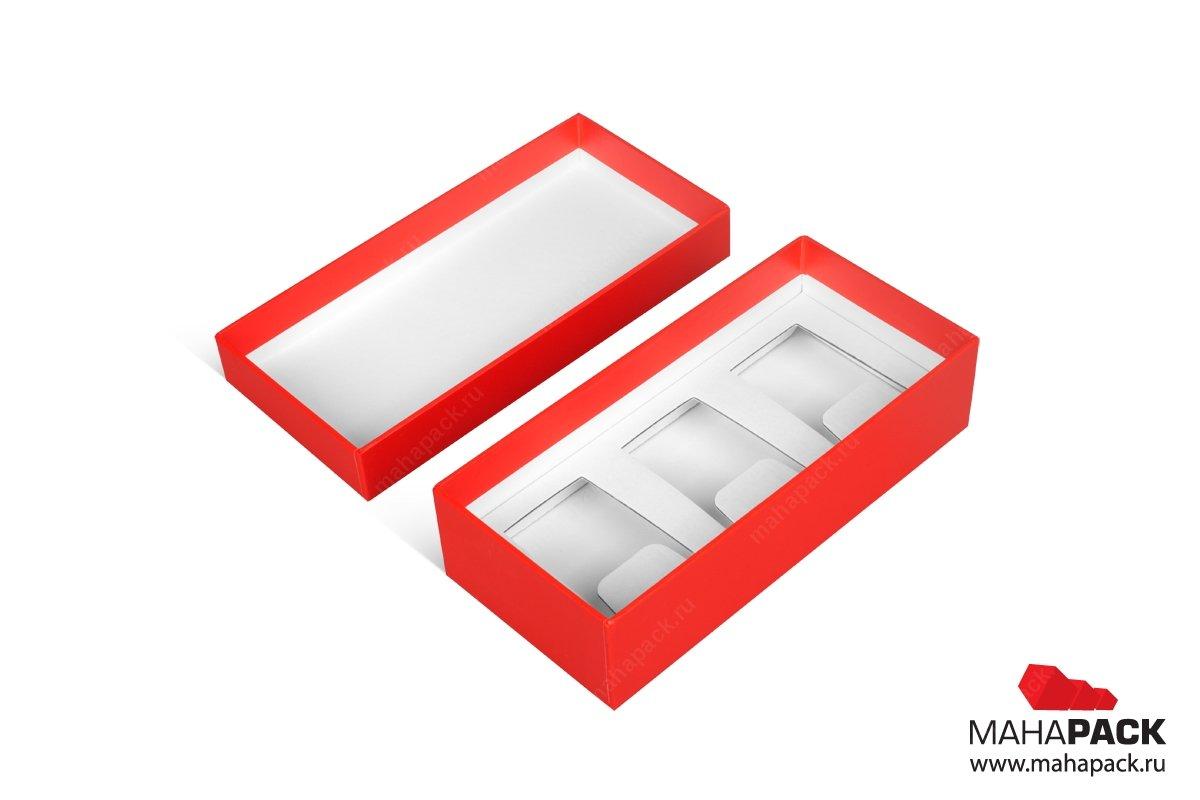упаковка под заказ с ложементом