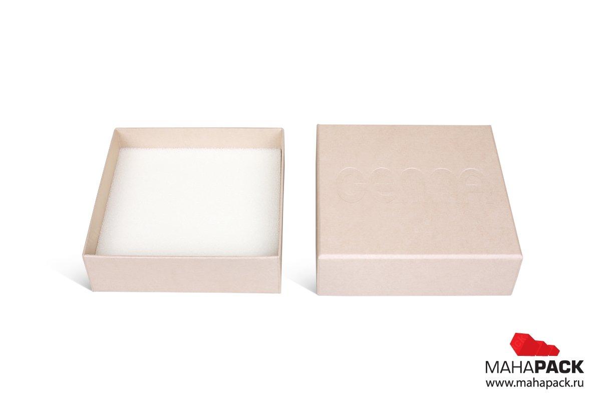 упаковка коробочки разработка дизайна и печать