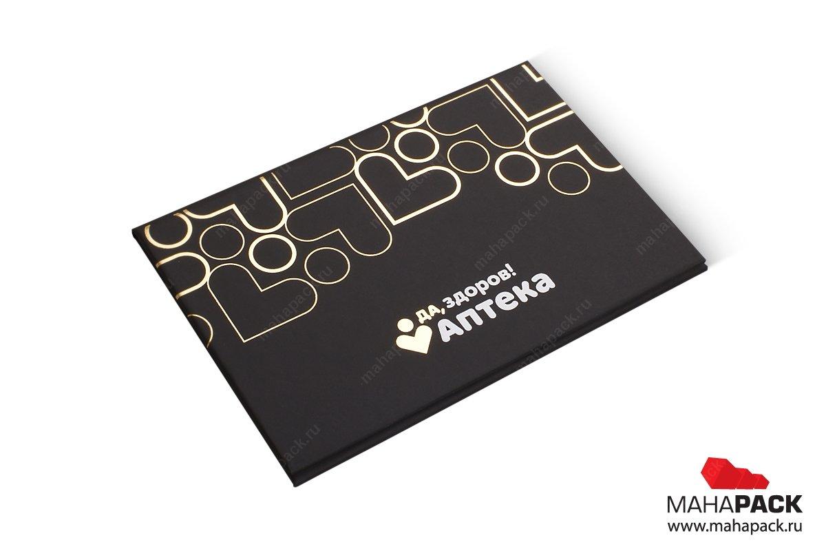 подарочная коробка для кредитной карты или просто карты